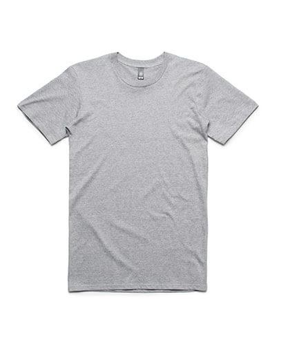 5001 Mens Staple T-shirt - Grey Marle