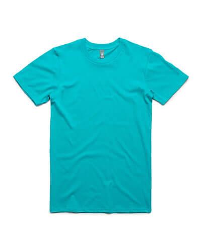 5001 Mens Staple T-shirt - Teal