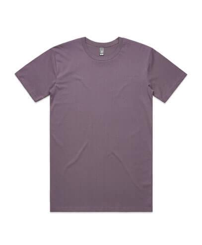 5001 Mens Staple T-shirt - Mauve