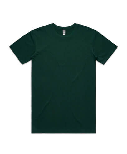 5001 Mens Staple T-shirt - Pine Green
