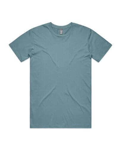5001 Mens Staple T-shirt - Slate Blue