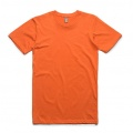 5002 Mens Paper T-shirt - Orange
