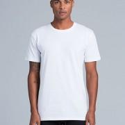 5002 Mens Paper T-shirt - Front