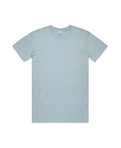 5051 Mens Basic Tee - Pale Blue