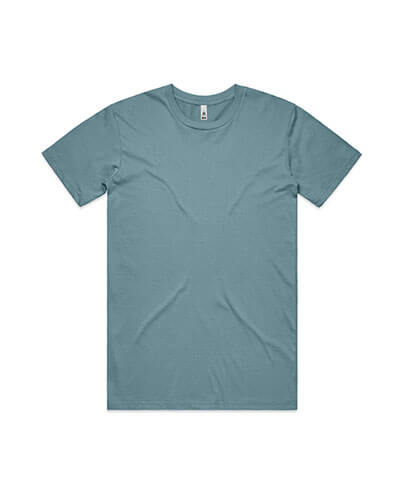 5051 Mens Basic Tee - Slate Blue