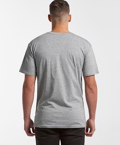5051 Mens Basic Tee - Back