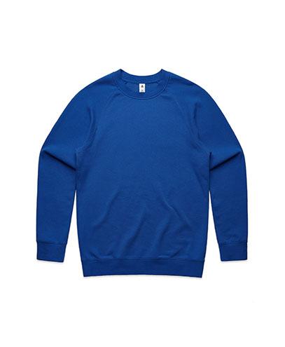 5100 Mens Supply Crew Sweatshirt - Bright Royal