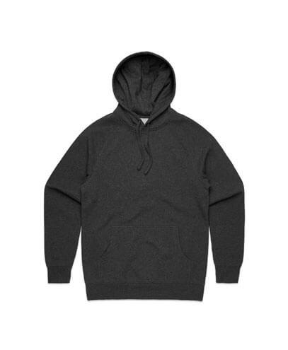 5101 Mens Supply Hoodie - Asphalt Marle