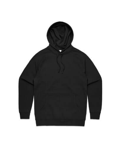 5101 Mens Supply Hoodie - Black