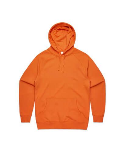 5101 Mens Supply Hoodie - Orange