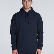 5102 Adult Stencil Hoodie - Front