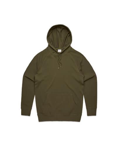 5120 Adults Premium Hoodie - Army