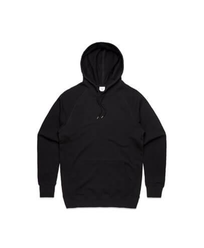 5120 Adults Premium Hoodie - Black