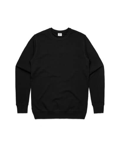 5121 Mens Premium Sweatshirt - Black
