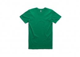 Custom Tees - 5001 Mens Staple T-shirt in Kelly Green