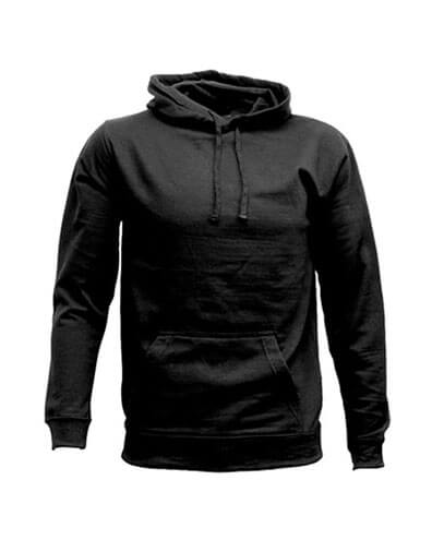 EHP Adults Edge Hoodie - Black