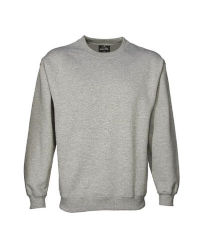 CSI Adults Crew Neck Sweatshirt - Grey Marle