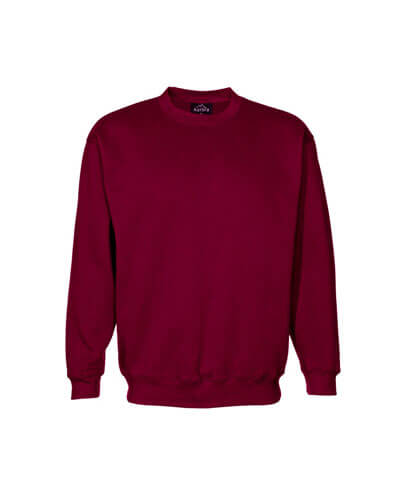 CSI Adults Crew Neck Sweatshirt - Maroon