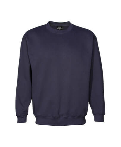 CSI Adults Crew Neck Sweatshirt - Navy