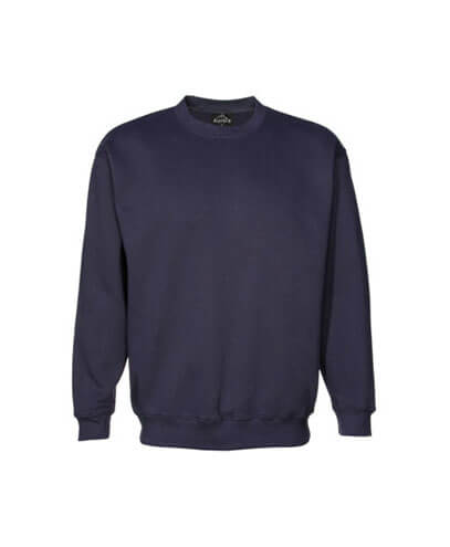 CSIK Kids Crew Neck Sweatshirt - Navy