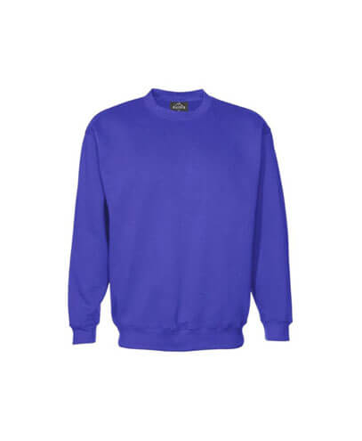 CSIK Kids Crew Neck Sweatshirt - Bright Royal