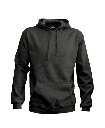 EHP Adults Edge Hoodie - Charcoal