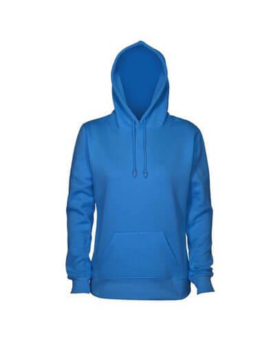 FGH Womens Pullover Hoodie - Aqua