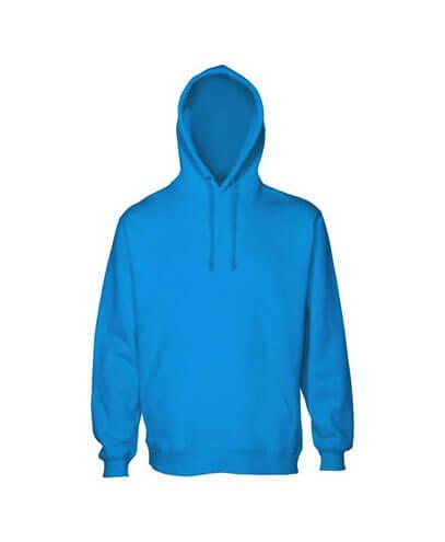 HSI Adults Pullover Hoodie - Aqua
