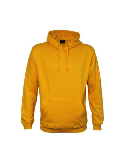 HSI Adults Pullover Hoodie - Gold