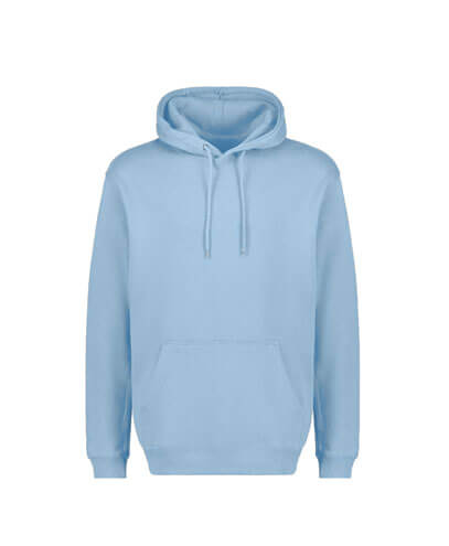 HSI Adults Pullover Hoodie - Pale Sky