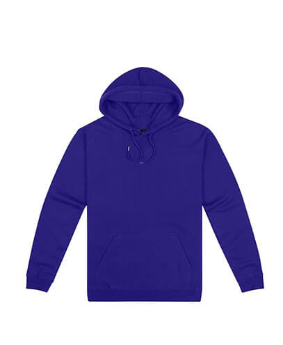 HSI Adults Pullover Hoodie - Deep Royal