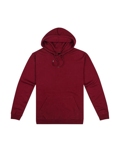 HSI Adults Pullover Hoodie - Maroon