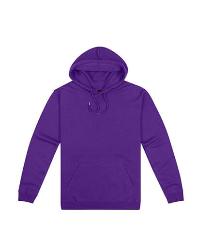 HSI Adults Pullover Hoodie - Purple