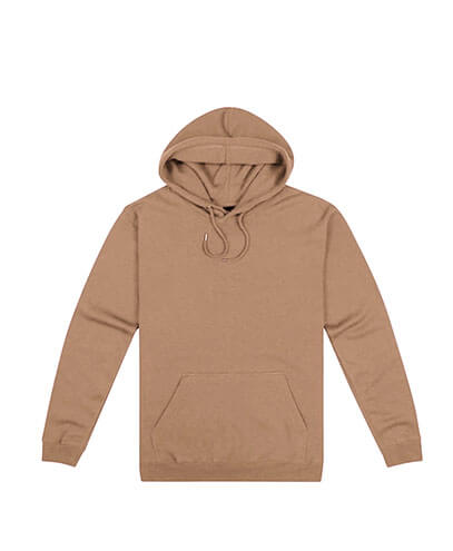 HSI Adults Pullover Hoodie - Tan