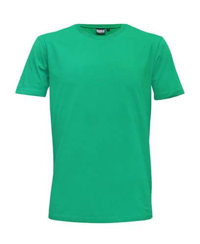 T101 Mens Outline Tee - Kelly