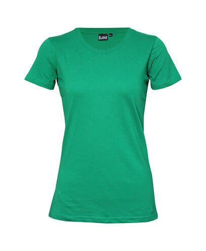 T201 Womens Silhouette Tee - Kelly