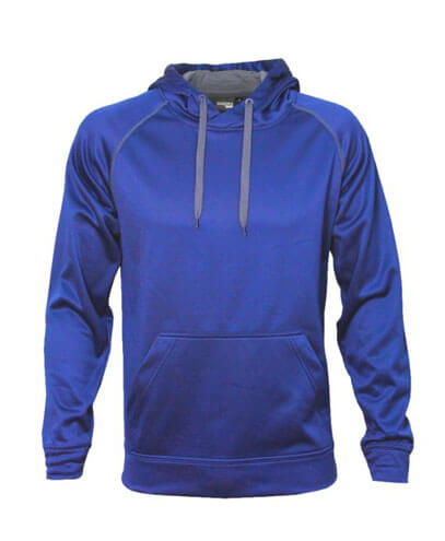 XTH Adults Performance Hoodie - Royal