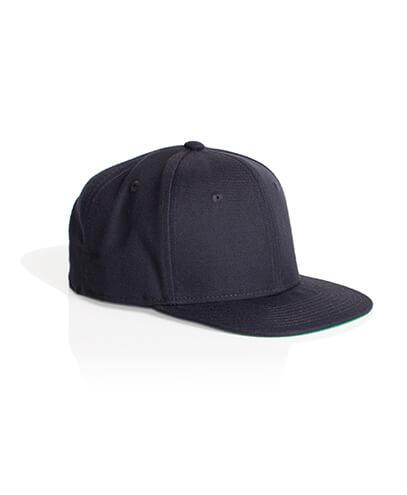 1101 Trim Snapback Cap - Navy