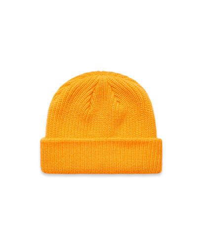 1120 Cable Beanie - Gold