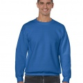 18000 Adults Basic Sweatshirt - Royal Blue