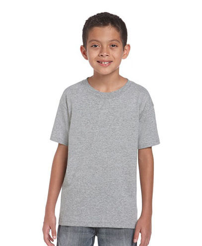 5000B Kids Basic T-shirt - Sports Grey