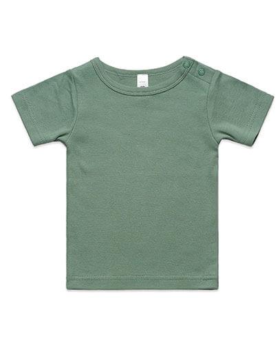 3001 Infant Wee T-shirt - Sage