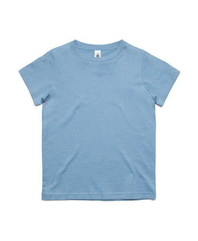 3005 Youth Tee - Carolina Blue