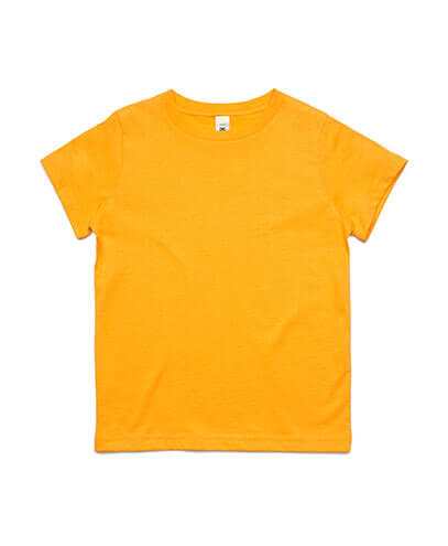3005 Youth Tee - Gold