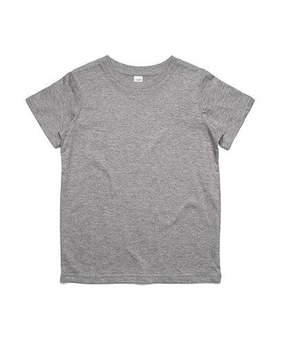 3005 Youth Tee - Grey Marle