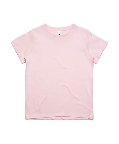 3005 Youth Tee - Pink
