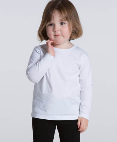 3008 Kids Long Sleeve Tee