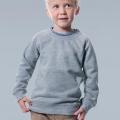 3018 Kids Streetwear Sweatshirt - Front