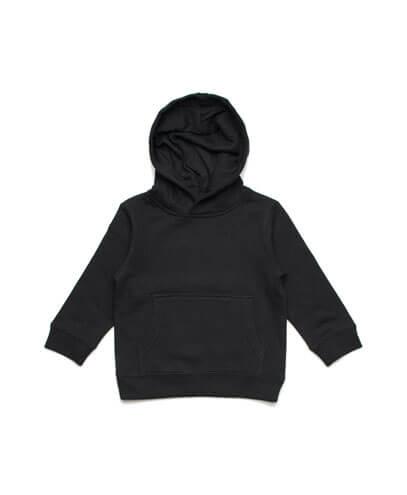 3032 Kids Supply Hoodie - Black