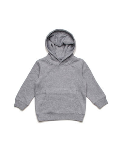 3032 Kids Supply Hoodie - Grey Marle